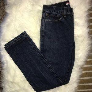Tommy Hilfigure straight leg jeans 28x30
